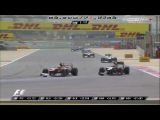 Телевизионный клип Sky Sport: F1 2012. 04. ГП. Бахрейна